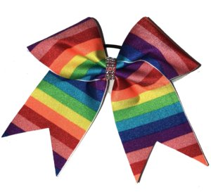 CrazyPants - Rainbow Bow