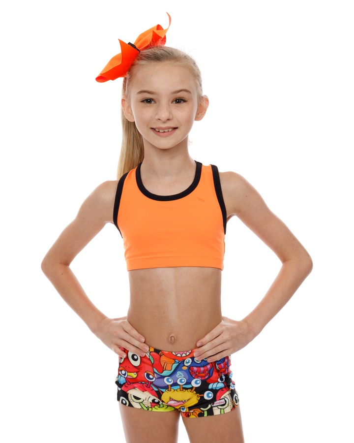 CrazyPants Monsters Shorts