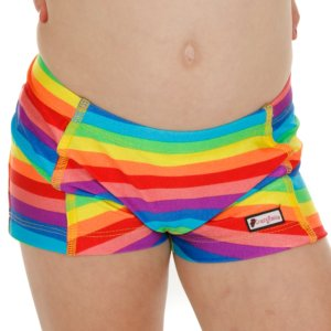 CrazyPants - Rainbow Shorts