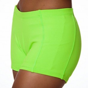 CrazyPants Neon Green Shorts